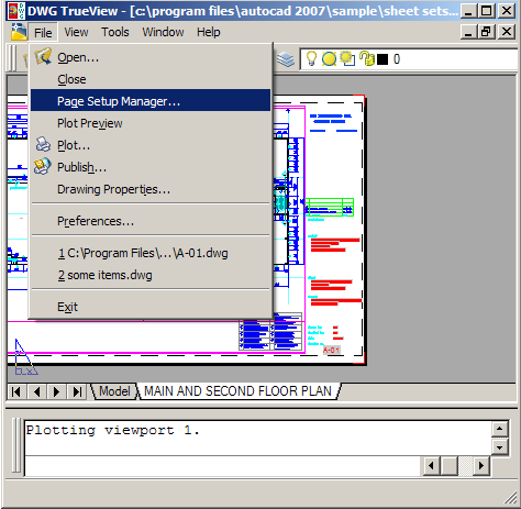 how to change autocad background to black